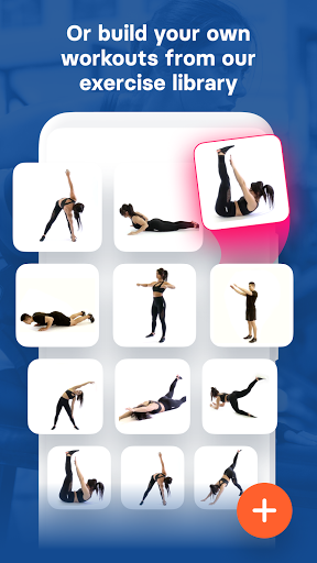 Abs, Core & Back Workout at Home screenshots 5