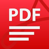 icono All PDF: Lector de PDF para Android, comprimir PDF