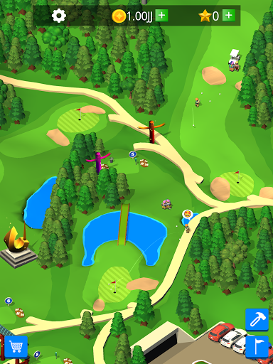 Idle Golf Club Manager Tycoon 0.9.0 screenshots 16