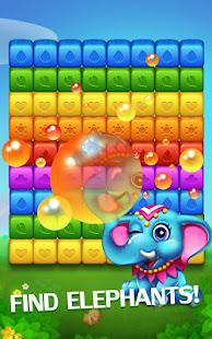 Happy Fruits Bomb - Cube Blast