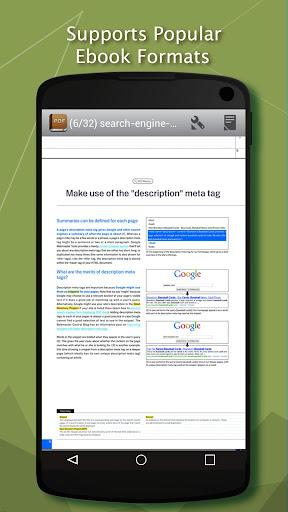 PDF Reader  Screenshots 2