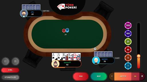 Tu00fcrk Pokeri apkmr screenshots 2