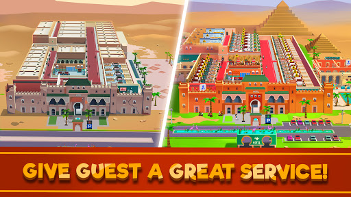 Hotel Empire Tycoon - Idle Game Manager Simulator 1.9.7 screenshots 4