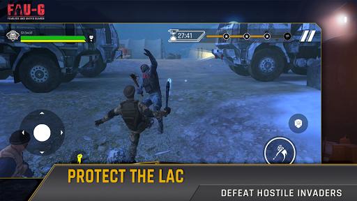 FAU-G: Fearless and United Guards APK MOD screenshots 4