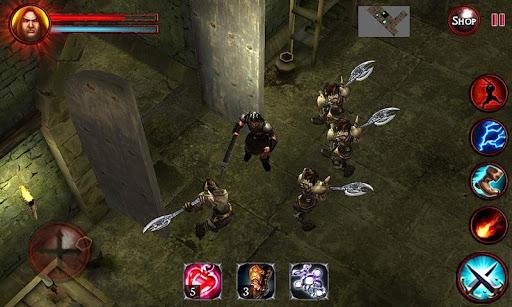 Dungeon and Demons  - Offline RPG Dungeon Crawler  de.gamequotes.net 3
