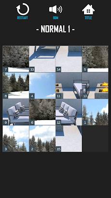 暇つぶしスライドパズルゲーム -脳トレ-のおすすめ画像2