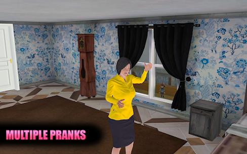 Evil Scary Teacher Creepy Game: Horror House 3D 4