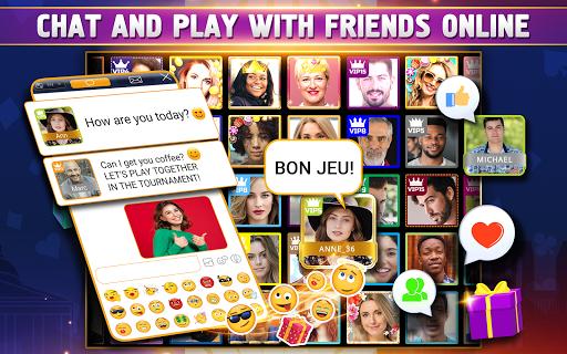 VIP Belote - French Belote Online Multiplayer Apkfinish screenshots 14