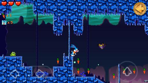 Beeny Rabbit Adventure Platformer World 2.9.1 screenshots 3