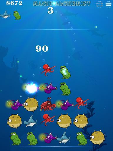 Magic Alchemist Under the Sea screenshots 17