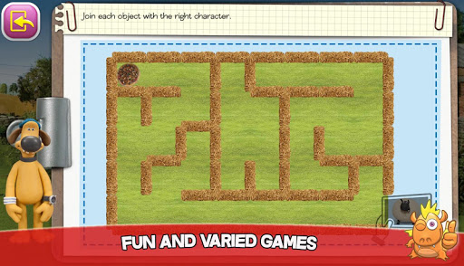 Shaun learning games for kids 10.6 screenshots 21