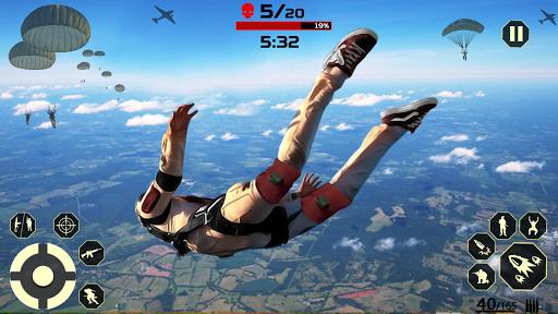 FPS Free Fire Game: New Gun Shooting Games Offline modavailable screenshots 6