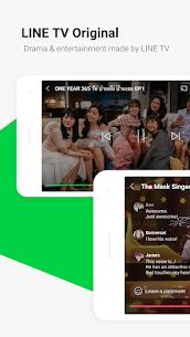 LINE TV Apk Download New 2021 2