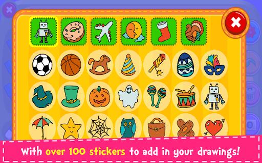 Magic Board - Doodle & Color 1.36 screenshots 6