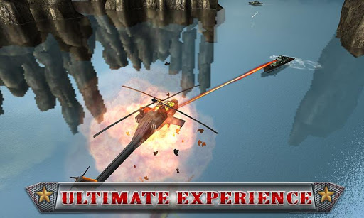 Military Helicopter 3D  screenshots 7