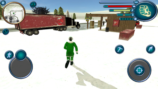 Santa Claus Rope Hero Vice Town Fight Simulator 1.7