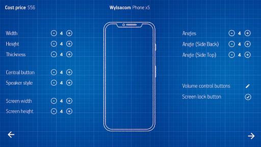 smartphone tycoon screenshot 2