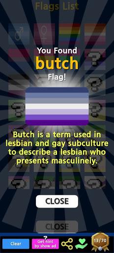 LGBT Flags Merge! screenshots 7