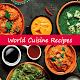 World Cuisine Recipes | Food Recipes APK