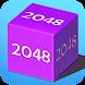 2048 3D:ナンバーブロックのショット&マージパズルゲーム - Androidアプリ