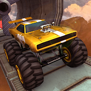 Ultimate Monster Truck: 3D Stunt Racing Simulator