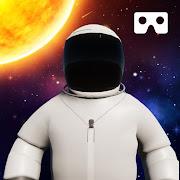 VR Moon Landing Roller Coaster 360 Virtual Reality