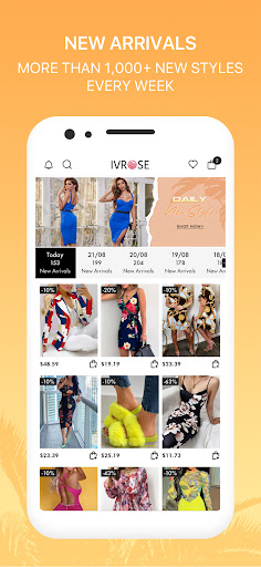 IVRose - Affordable Women's fancy Apparel android2mod screenshots 4