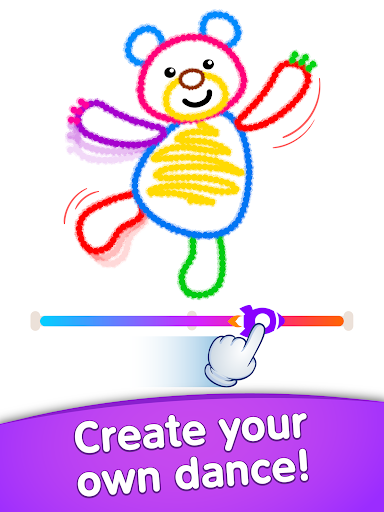 Toddler coloring apps for kids! Drawing games! screenshots 23