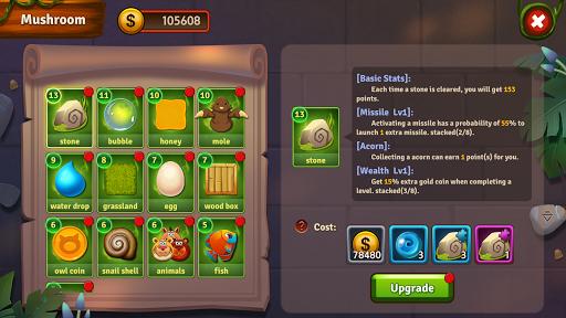 Mystery Forest - Match 3 Game Puzzle (Rich Reward) apkdebit screenshots 4