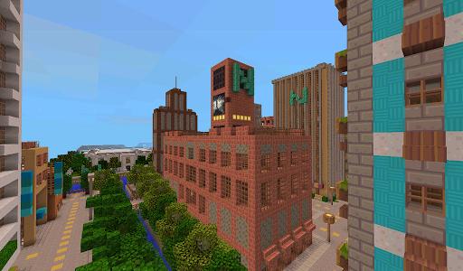 MaxCraft Master Crafting New Building Game  screenshots 2