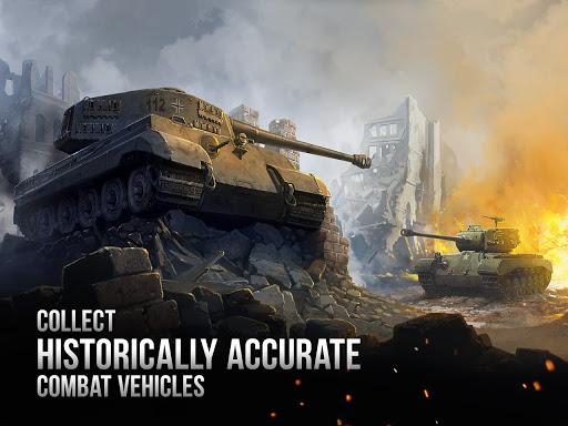 Armor Age: Tank Wars u2014 WW2 Platoon Battle Tactics 1.13.301 screenshots 13