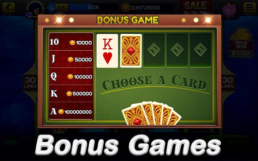 ud83cudfb0 Free Casino: Slots and Poker - win your jackpot  screenshots 6