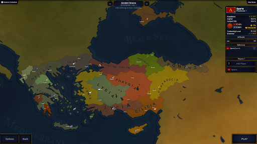Age of History II Europe - Lite 1.05481_EU_LITE Screenshots 1