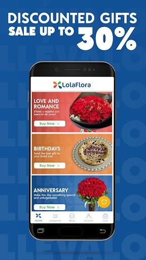 LolaFlora - Flower Delivery screenshots apkspray 3