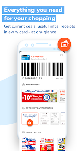 FidMe Loyalty Cards & Deals at Grocery Supermarket Screenshot