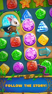Strongblade: Match 3 Game  screenshots 2