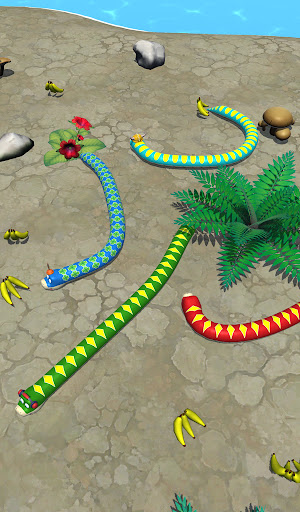 Snake-io Arena - Slither Ultimate Rivals screenshots 4