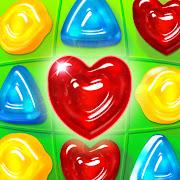Gummy Drop! Match 3 to Build