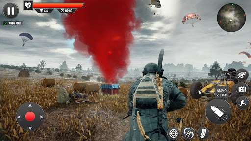 Commando Shooting Games 2020 - Cover Fire Action  screenshots 7