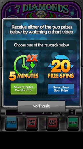 Seven Diamonds Deluxe : Vegas Slot Machines Games screenshots 9