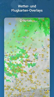 Flightradar24 - Flight tracker / Flugradar Screenshot
