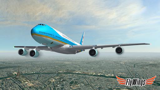 Flight Simulator 2015 FlyWings Free 2.2.0 screenshots 12
