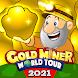 ゴールドマイナーワールドツアー - Androidアプリ