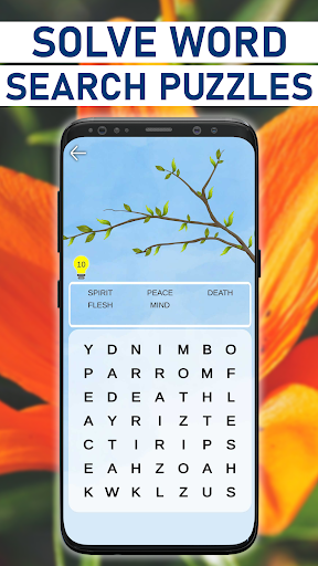 Bible Word Search Puzzle Game: Find Words For Free 1.2 screenshots 3