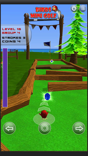 Bird Mini Golf - Freestyle Fun modavailable screenshots 17
