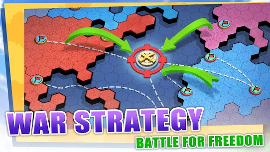 Top War: Battle Game Apk Mod + OBB/Data for Android. 5