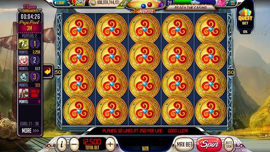 Vegas Downtown Slotsu2122 - Slot Machines & Word Games 4.52 Screenshots 5