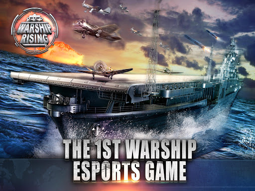 Warship Rising - 10 vs 10 Real-Time Esport Battle  screenshots 7