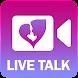 ライブトーク-ライブビデオ通話とチャット