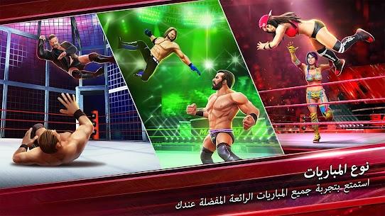 تحميل لعبة WWE Mayhem مهكرة للاندرويد [آخر اصدار] 3